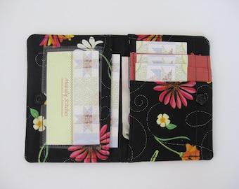 Small Wallet, Mini Wallet,  Credit Card Wallet,