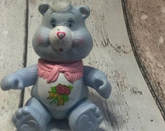 Posable Grams Bear - 1984 - Care Bear