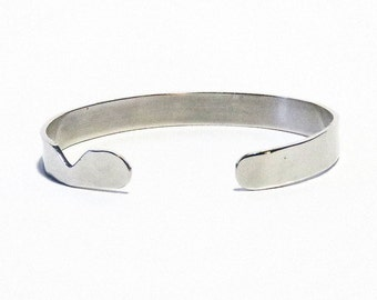 Stainless Steel Bracelet, Women Bracelet, Men Bracelet, Adjustable Cuff BLB 15,