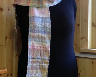 Child's Hand Woven Scarf