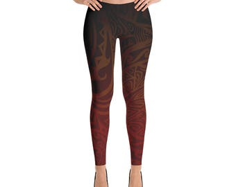 Leggings - Tatou V - Tehani's Fire