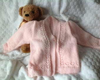 Gorgeous Hand Knitted Cardigan