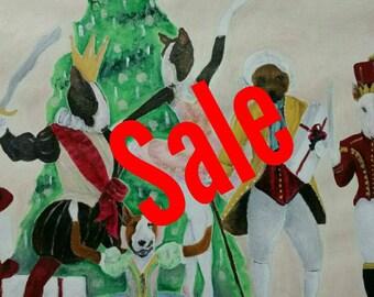 2018 Bull Terrier Calendar -- My Original Art