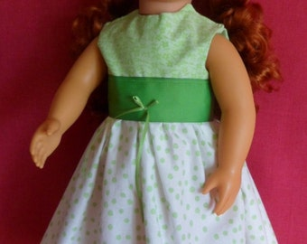 18 inch Doll Dress- 18 inch Doll Clothes