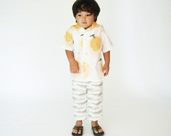 Children's Cropped Pants