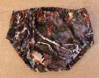 Camouflage Diaper Cover 12 - 24 Months