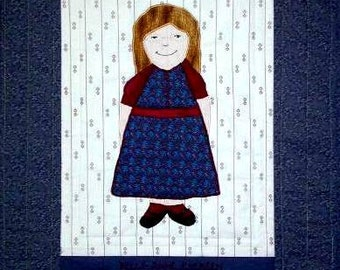 International Adoption Quilt Patterns - American Girl