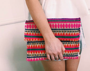 Eye Catching Clutch