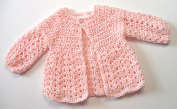 Instant Download Toddler Size 2 to 3, Crochet Baby Pattern, Oma\'s ...