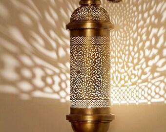 Indoor lighting etsy moroccan sconce indoor wall sconce wall sconce traditionel sconce sconce light wall lamp copper sconce moroccan mosaic lighting aloadofball Images