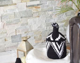The Morocco Berber baskets