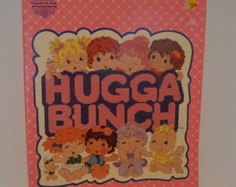 1985 Hugga Bunch Cross Stitch Book