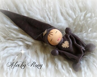 Waldorf doll, pocket doll, waldorf inspired doll, steiner doll, doll waldorf, cloth doll, cuddle doll, handmade