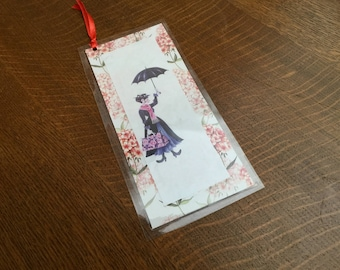 Brand Mary Poppins bookmark