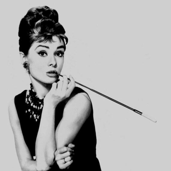 Audrey Hepburn print Audrey Hepburn poster pop art print pop