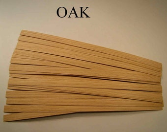 DOLLHOUSE FLOORBOARDS ,OAK.  these boards are also available in six different hardwood types