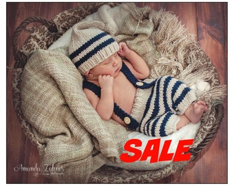 HUGE SaLE Today ONLY Boy Outfit, Set, RTS , N B , 0 - 3 months ,Newborn Photo Prop, Baby Outfit, Baby Photo Prop. Baby Boy Outfit,