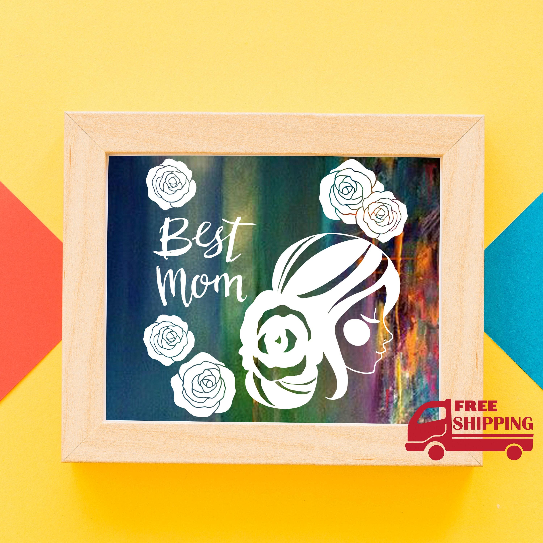 Prints for Framing Wall Art Printed Art Best Mom Gift for