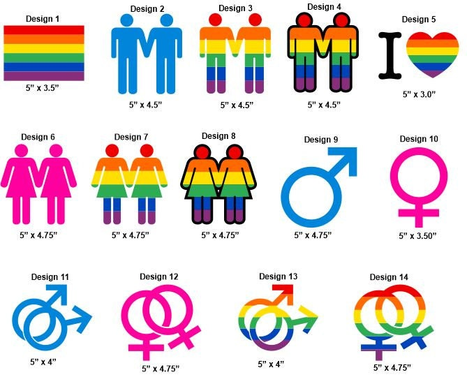 Bisexual gay gay lesbian