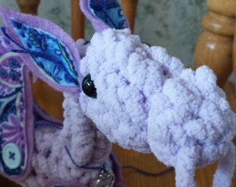 Lilac  a House Dragon - OOAK, Handmade