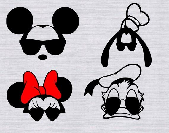 Mickey Mouse SVG Bundle Mickey Mouse SVG files Disney svg