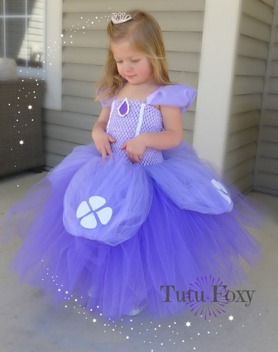 Sofia the First Tutu Dress Sofia the First Tutu Sofia the