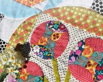 Bring Me Flowers Quilt Pattern by Jen Kingwell