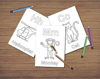 Preschool Alphabet Coloring Pages To Print : Alphabet joining dots worksheets letter j activities for preschool