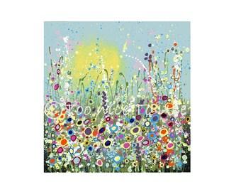 Spring In Bloom Art Print.
