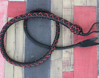 BDSM Leather Whip