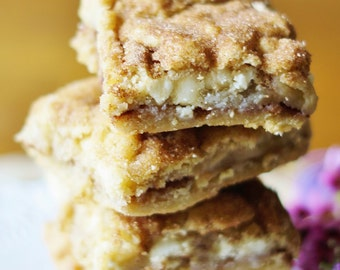 Snickerdoodle Blondies, Snickerdoodle Bars, Snickerdoodle Bar Cookies, Snickerdoodle Cookies, White Chip Brownies, Brownies