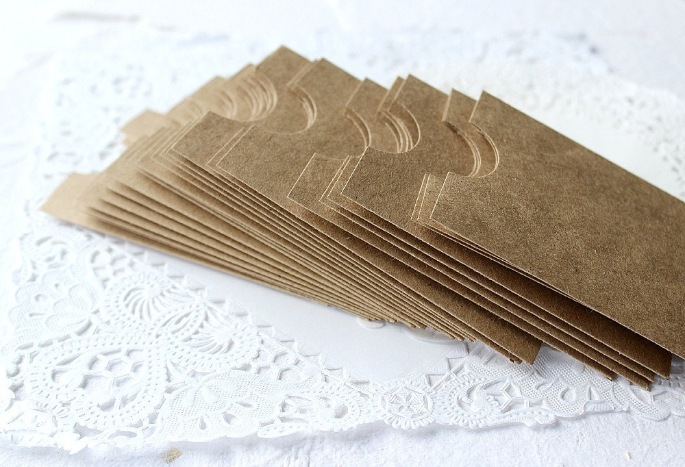 Handmade Envelopes Business Card Envelopes Gift Card
