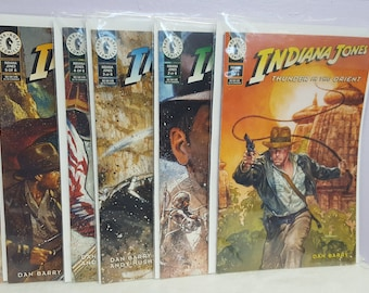 Indiana Jones Thunder in the Orient