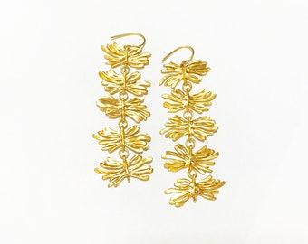 TROPICAL BUTTERFLIES earrings