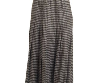 J. Tiktiner Pleated Skirt