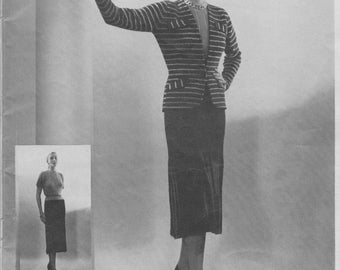 1948 Suit Sorcery