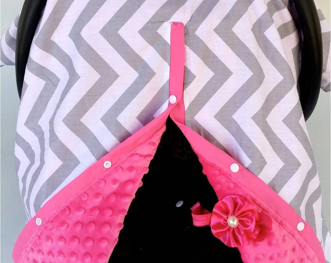 Car Seat Cover - Rosy Kids