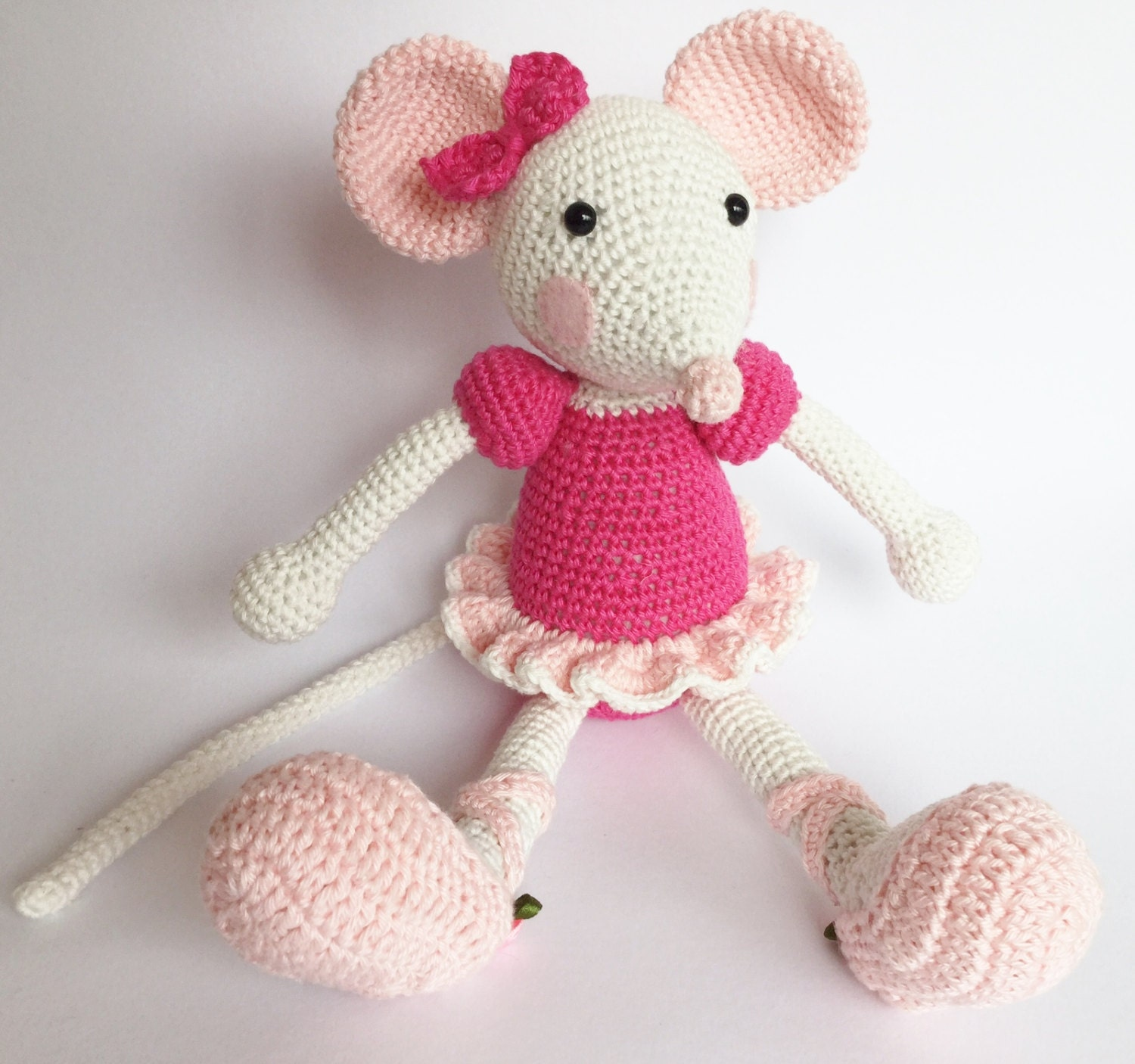 Contemporary Free Mouse Crochet Pattern Mold - Easy Scarf Knitting ...