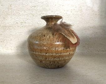 Rodger Butler Studio Pottery Bud Vase