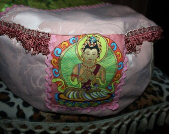 Yoga Pillow-Meditation pillow-yoga pillow pillow cushions Yoga meditation pillow Pouf Pillow Loungekissen Handmade Buddha