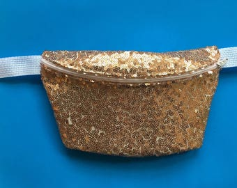 Glitz and Glamour Fanny Pack