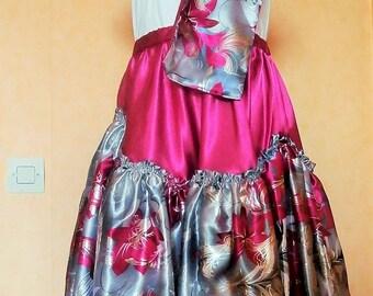 J1 - Lilac skirt for a little girl
