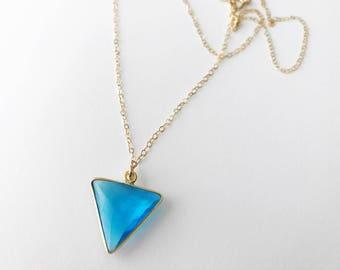 Kalihati Triangle Necklace