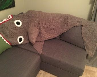 Shark Blanket (Adult)