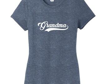 Grandma - Women's Fitted T-Shirt
