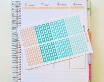 checklist stickers, checklist planner stickers, planner stickers checklist, checklist boxes, planner stickers, eclp stickers