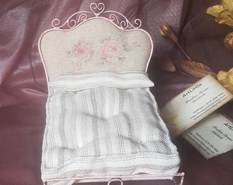 Soft bed Shabby Chic 1/12