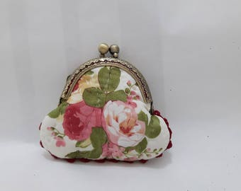 Clearance Sale!!! Coin Purse/ Kiss Lock Purse