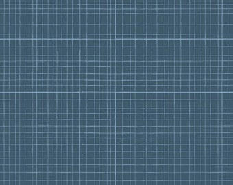 navy grid baby fitted crib sheet, fitted crib sheet