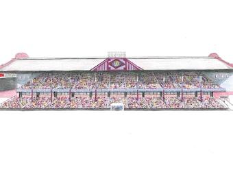 The Trinity Stand at Villa Park